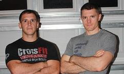 Steve and Kyle