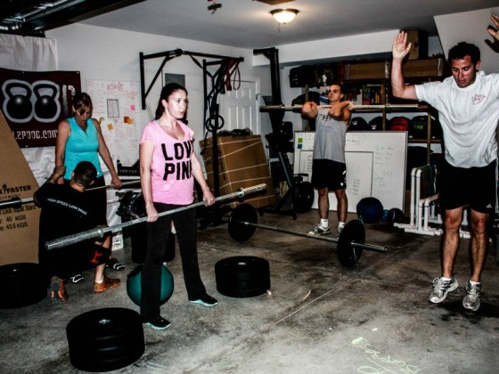 CrossFit Burn Garage